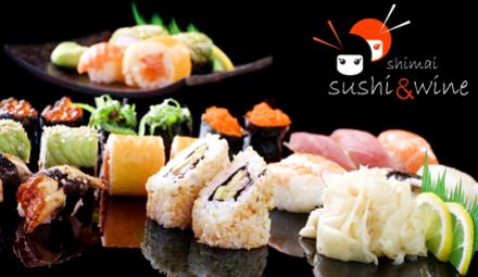 c.1 Shimai sushi& wine   tikri sushi į namus ar biurą