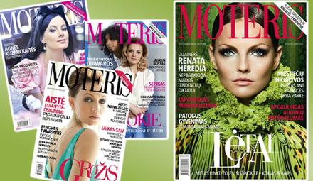 Žurnalas moteris prenumerata